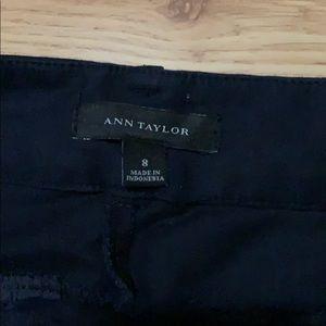 Ann Taylor Pants - Ann Taylor Zipper Ankle Stretch Dress Pants